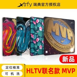xtrfy电竞nip专业细面fps鼠标垫