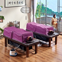 Fumigation bed treatment bed full Body Steam beauty salon home beauty bed sweat steamed moxibustion bed full body health fumigation bed