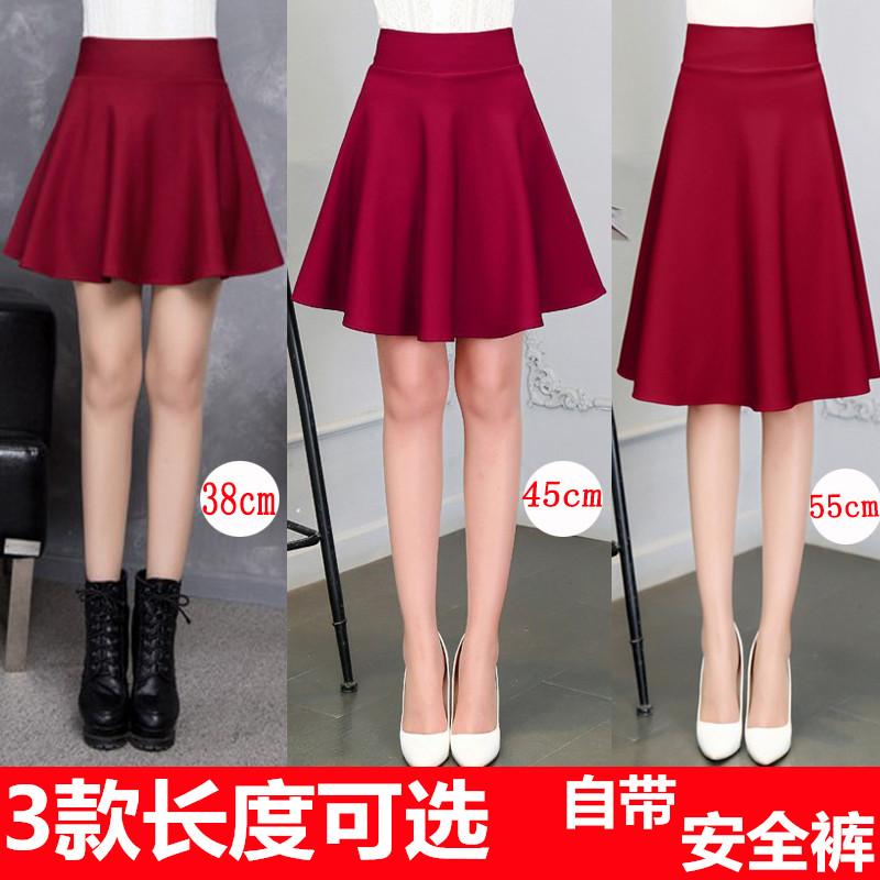 。 Sailor Dance Skirt children's new spring / summer skirt mid long short skirt dance camouflage