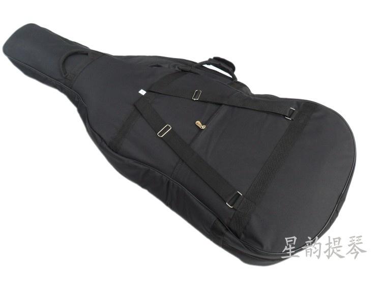 [特别] утепленный [防雨] водонепроницаемый [大提琴] пакет [琴盒琴袋子双肩背 1/8 1/4 2/4 3/4 4/4]