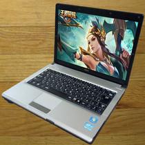 i7笔记本电脑轻薄便携学生游戏本手提电脑商务办公上网本nec寸12