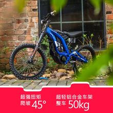 Spot 虬龙电动车 Colorful light bee X all terrain off-road electric vehicle upgrade version electric motorcycle