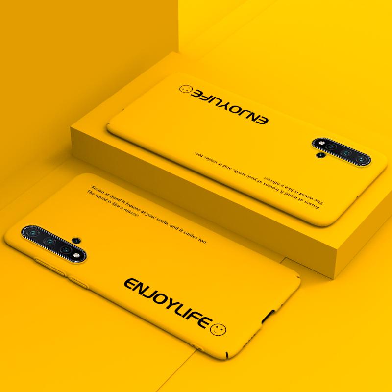 华为nova5手机壳nova5pro保护套超薄磨砂硬壳NOVA5 PRO全包防摔(用36元券)