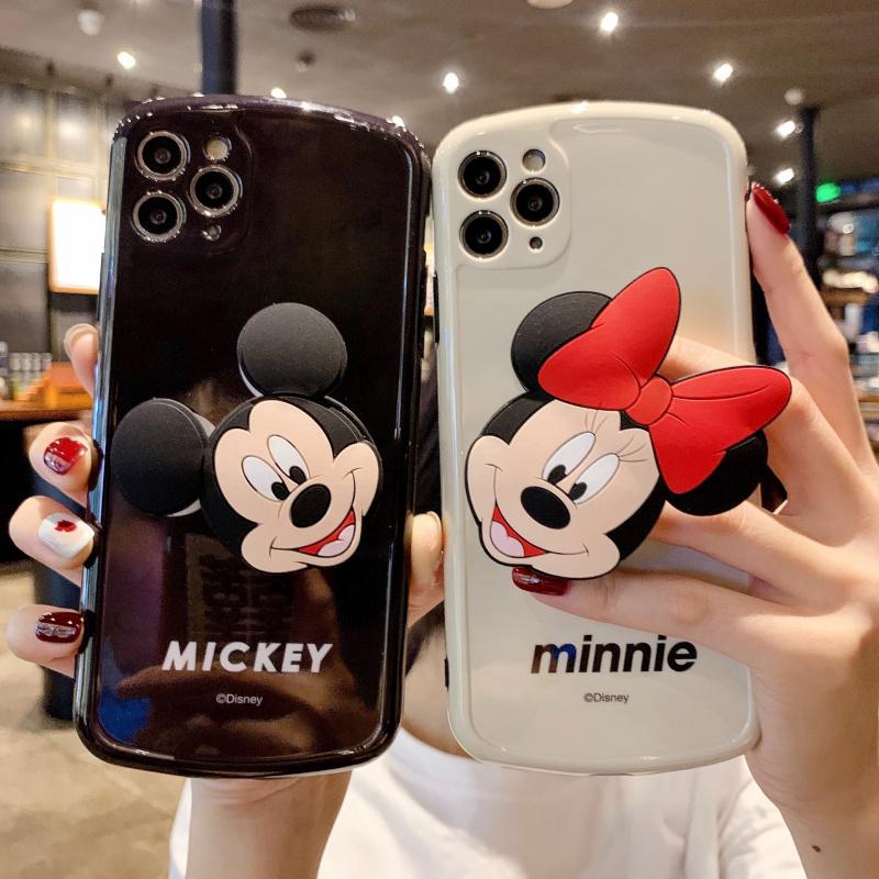 正版授权迪士尼米奇卡通苹果手机壳
