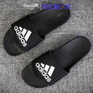2020夏季新款阿迪达斯凉拖男鞋女鞋透气鞋子沙滩运动拖鞋CG3425