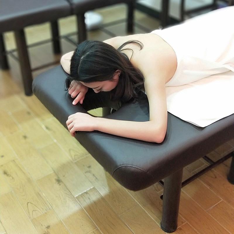 种睫毛美容床折叠按摩床推拿床美体纹绣艾灸理疗床美容院纹身家用