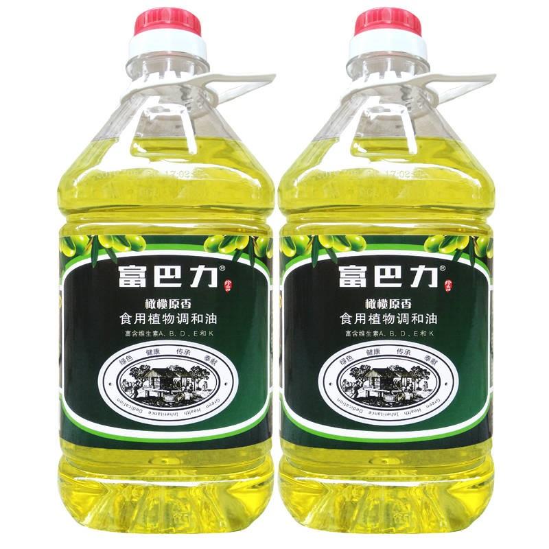 多种规格可购买【新鲜日期】橄榄油调和油食用油植物油5斤,可领取1元天猫优惠券