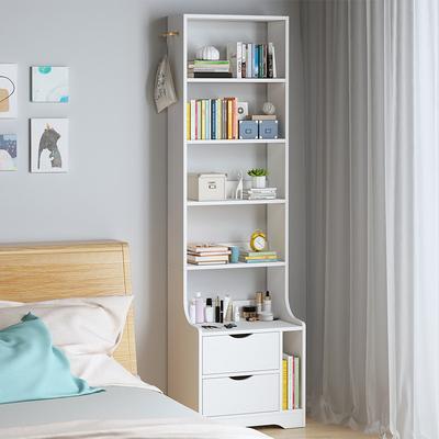 Bedside table simple small apartment bedroom simple modern ladder rack bedside multifunctional storage storage cabinet