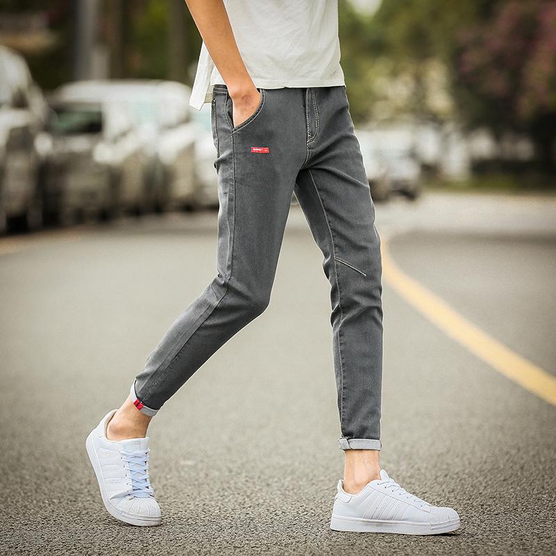 裤男夏季薄款修身百搭性价比