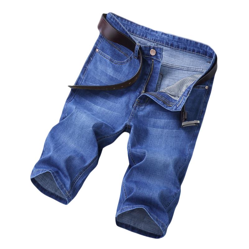 弹力夏季牛仔七分休闲五分裤子短裤评价如何