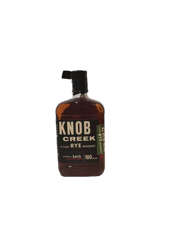 KNOBCREEK美国诺布溪50度黑麦波本威士忌肯塔基威士忌朋友聚会