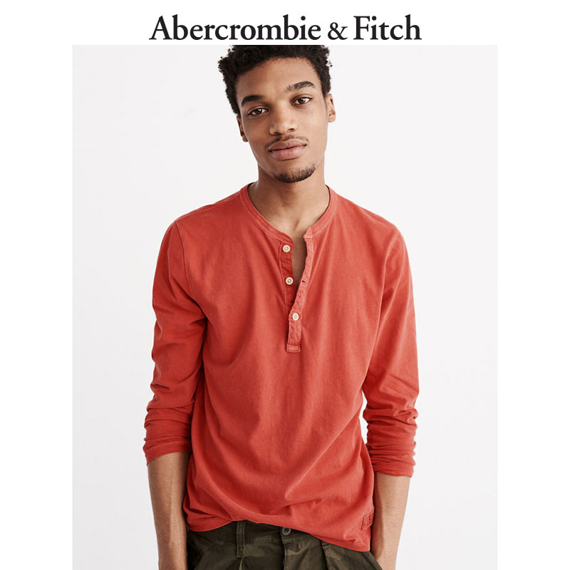 Quarter preferential Abercrombie & Fitch men's clothing dyeing Henry jackets 135888 AF