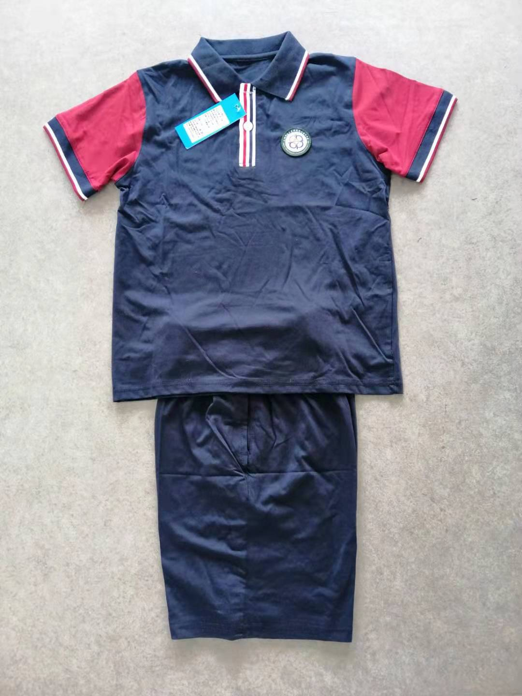 New school designated uniforms Ruiya sporting goods Minhang No. 3 middle school affiliated to Shanghai Normal University(