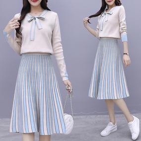 秋冬季女装2020年新款潮法式针织