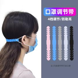 口罩带挂钩防勒带耳护耳朵卡扣调节头戴式口罩绳伴侣防痛保护神器图片