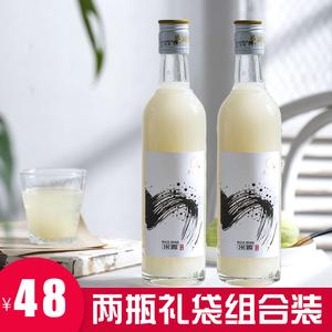 领30元券购买西塘古镇特产桂花米露375ML女士老人产妇饮品月子酒低度微甜米酒