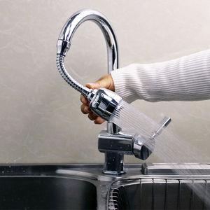 水龙头防溅头嘴自来水起泡器家用节水器花洒喷头加长延伸器过滤器