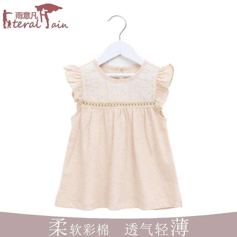 夏天夏装1一小公主2纯棉连衣裙子