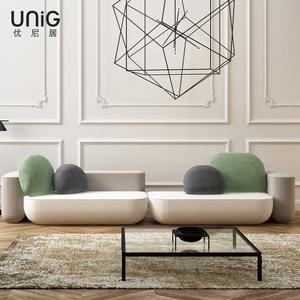 优尼居 北欧风创意简约沙发组合  券后2860元包邮