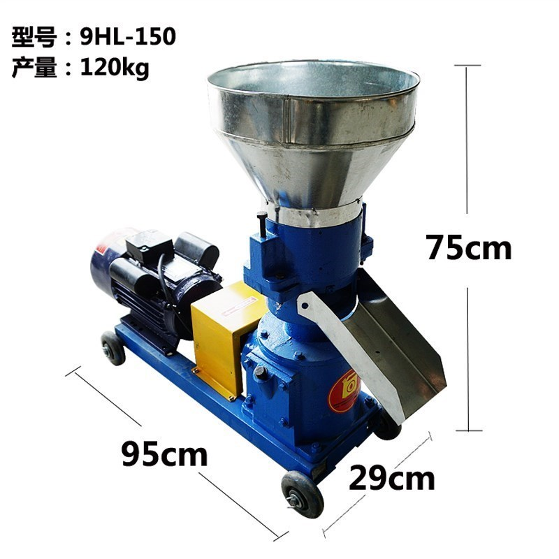 Pet food puffing granulator small dog food cat food processing equipment feed machine