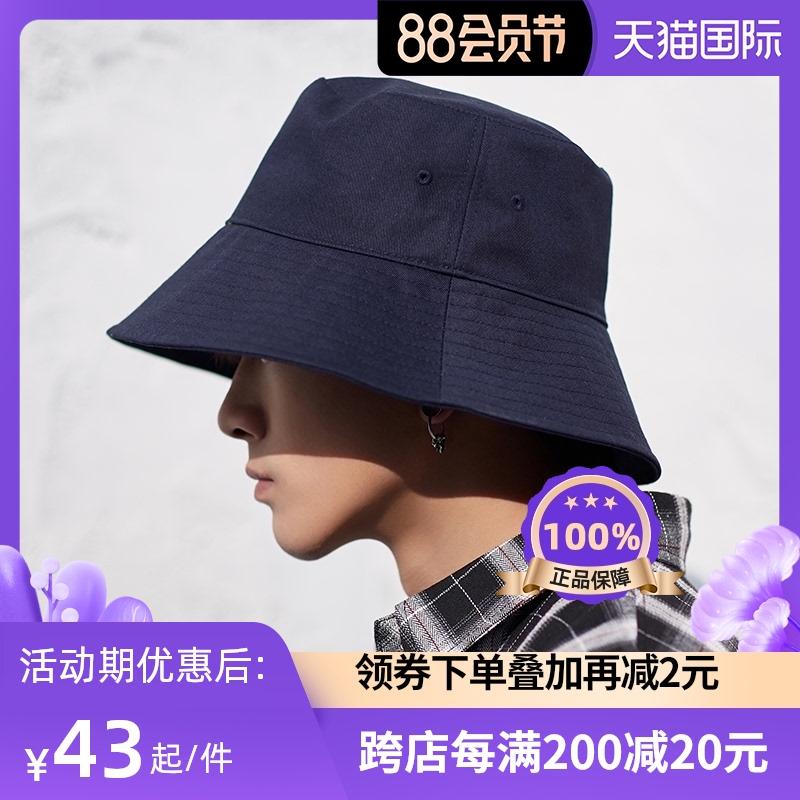 大帽檐男士防紫外线潮牌大头围帽子