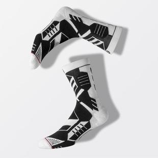 uzis专业高筒篮球袜子男高帮精英袜潮流加厚毛巾底长筒训练运动袜价格