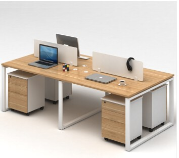 Customized office furniture office desks and chairs staff desk combination screen work position card seat staff computer desks and chairs