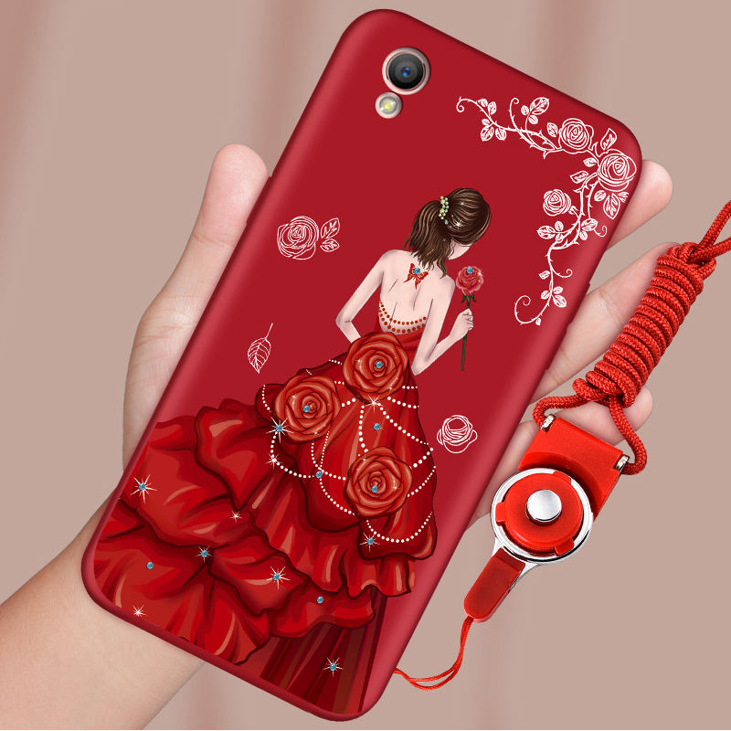 oppo a37手机壳女款 a37m手机套a57t硅胶防摔A59s保护套A77软外壳