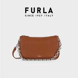FURLA芙拉MOON 2021早秋新品女式小号链条单肩腋下包