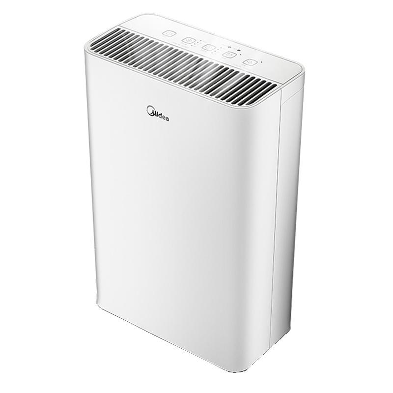 [美的华美益专卖店空气净化,氧吧]Midea/美的空气净化器KJ200月销量1件仅售799元
