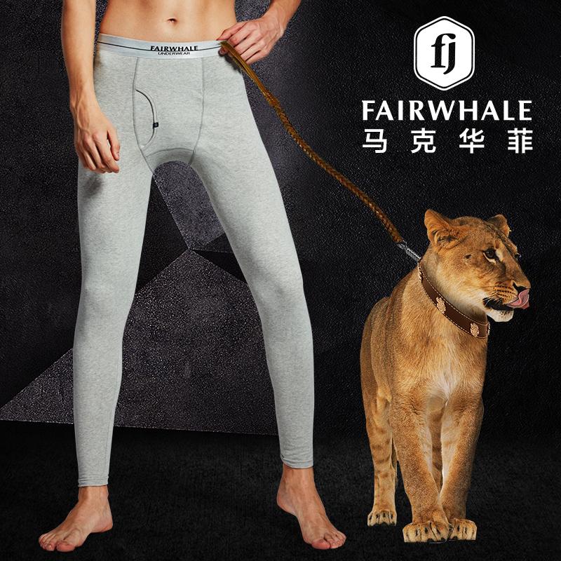 Марк цветущий филиппины осенние брюки одиночный разряд модель чистый хлопок брюки плотно тонкий линия брюки молодежь теплый брюки тонкая модель осенью и зимой