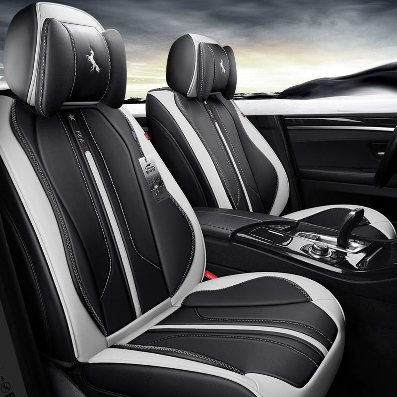 名爵6坐垫 全包围汽车坐垫套四季内饰改装专用2018款全新MG6座套