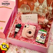 富士instaxmini11自拍美颜拍立得相机mini9熊本mini7c升级款