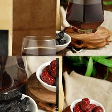 枸茶覆子盆杞桑药组合大枣山椹大麦组合花草茶代用花茶元