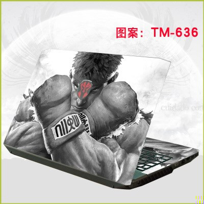 Suitable for future human sticker accessories t500 A3 cutting free 15.6 inch color notebook film