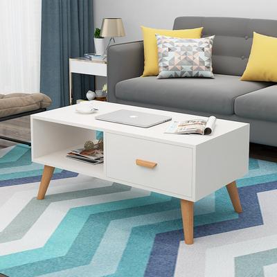 欧式茶几现代简约小户型客厅组合迷你桌子创意方形时尚简易茶几桌