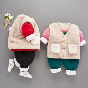 网红婴儿超萌洋气女宝宝衣服可爱
