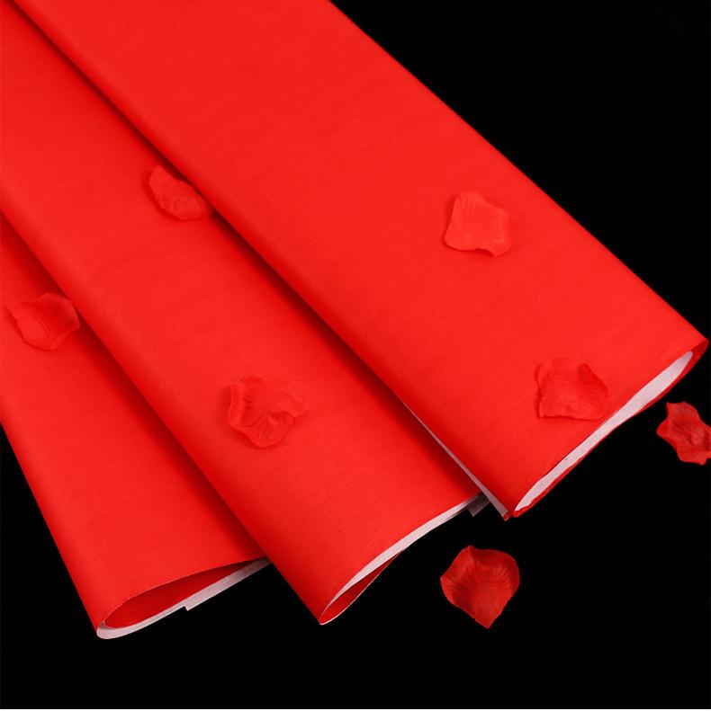 结婚大张加厚剪纸压井盖婚庆大红纸