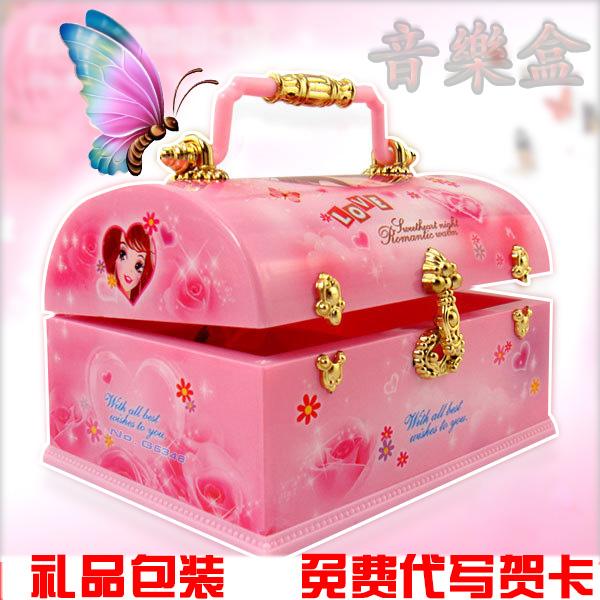 小孩送女孩子的生日礼物儿童8女童9幼儿园6女孩5-7女生公主10岁12