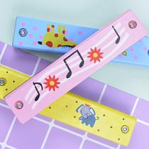 儿童玩具幼儿口琴初学者16孔 男孩女孩宝宝风琴学生用小礼品