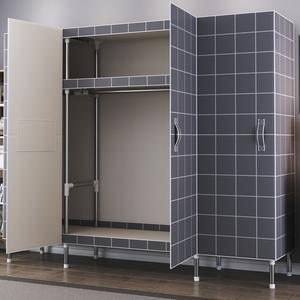 家用卧室现代简约简易加厚布衣柜