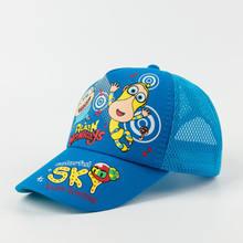 奥慕莎婴童装宝宝鸭舌帽后遮阳帽子