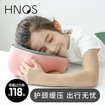 HNOS午睡枕 趴睡枕小学生午休抱枕午睡神器儿童趴着睡趴趴枕桌上
