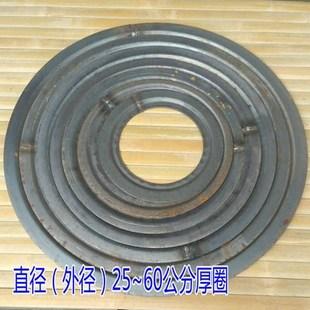 炉子盖子圆形暖气家用煤配件炉盖老式封火盖铸铁加厚农村柴火专用