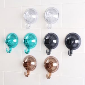 吸盘挂钩吸壁式浴室强力真空无痕挂钩厨房卫生间免打孔壁挂粘钩
