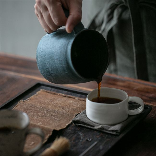 ASD coffee, tea, rice, utensils, make-up pot, water pot, even cup, hand for fragrance