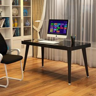 家用简约办公桌写字台卧室现代简易书桌北欧小桌子 电脑桌台式