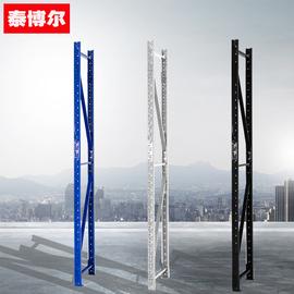 泰博尔仓库货架配件立柱子家用仓储货架立柱条部件方管拆装金属图片