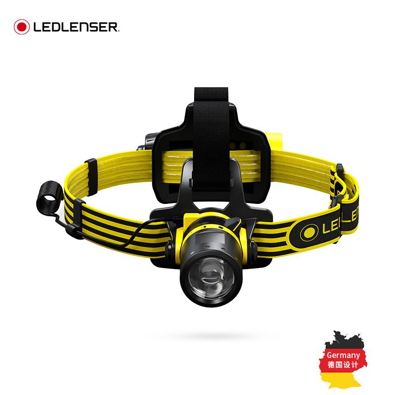 Ledlenser莱德雷神EXH8德国501017工业防爆系列防水LED防爆头灯