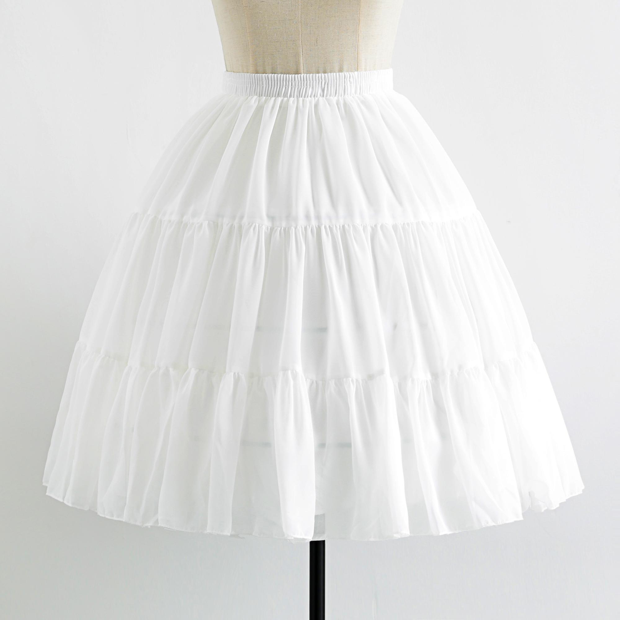 【大勢の上の人】魚の骨のスカートを支えてLolita柔らかい妹のウェディングドレスのアクセサリーに出演してコスプレをします。